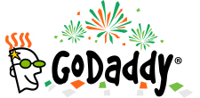Get your Domain at GoDaddy.com